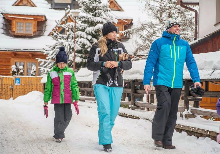 Ferie Zimowe Z Wyżywieniem W Zakopanem Pensjonat Tatra House