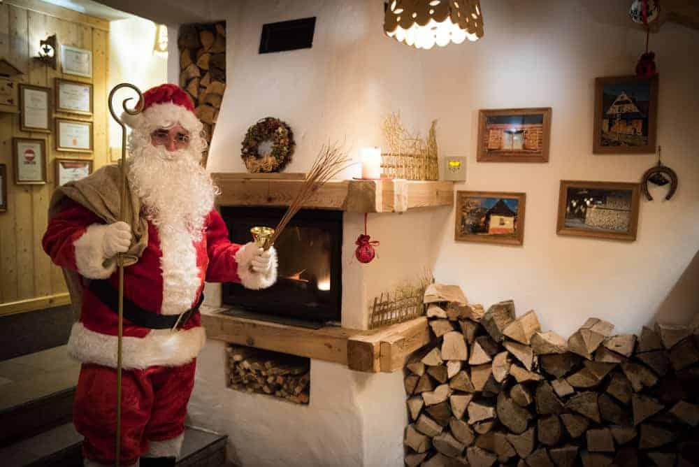 Wigilia Bożego Narodzenia z wyżywieniem w Zakopanem mikołaj