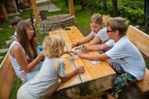 Regionalny pensjonat Zakopane dzieci