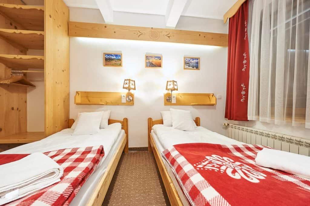 Dwuosobowy pokój w Zakopanem