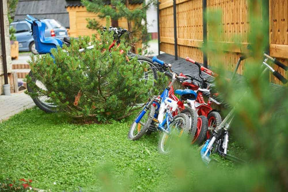 Noclegi z wyżywieniem w Zakopanem rowery