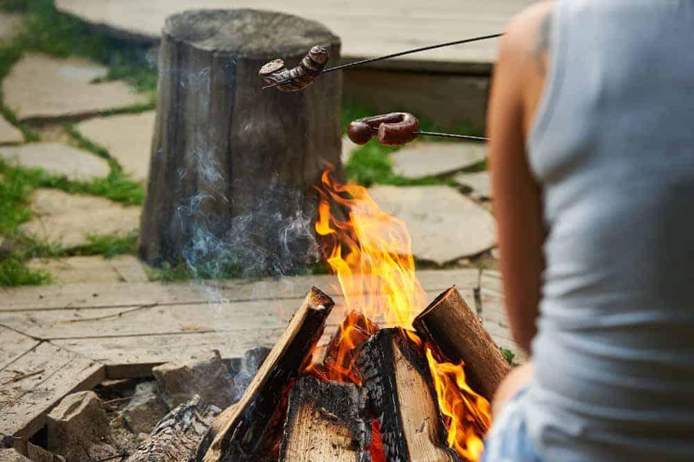 Noclegi z wyżywieniem w Zakopanem ognisko